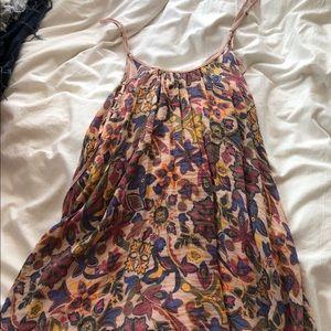 Multi swing dress